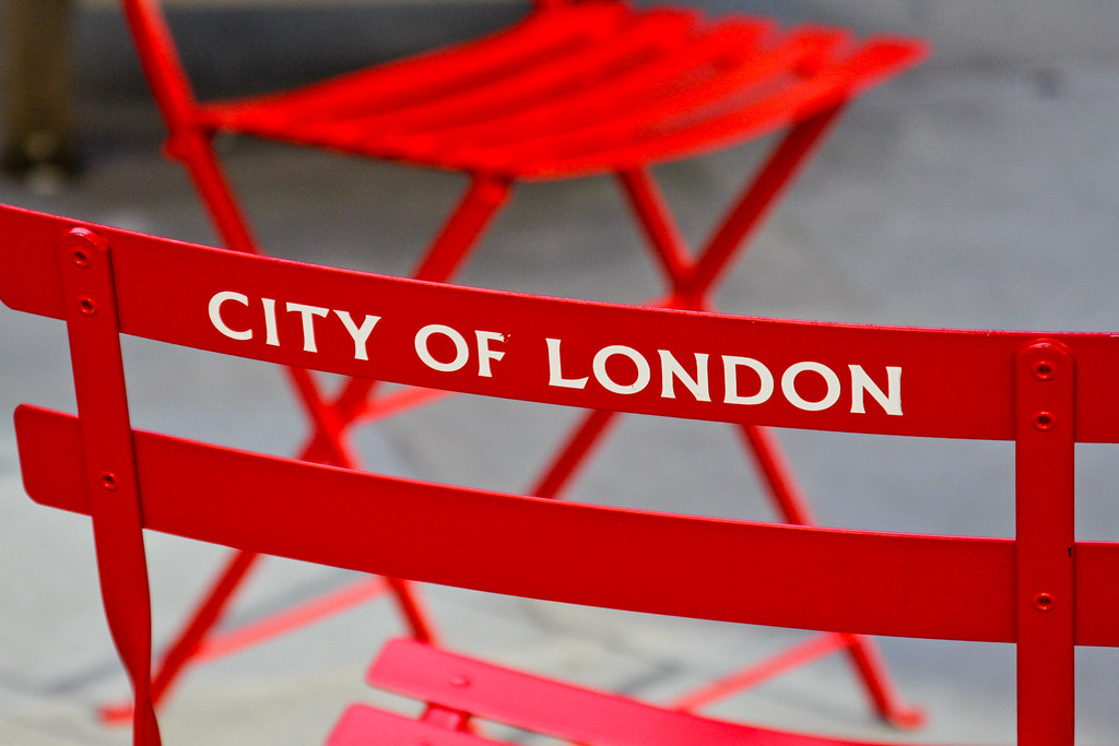 City of London Chair
