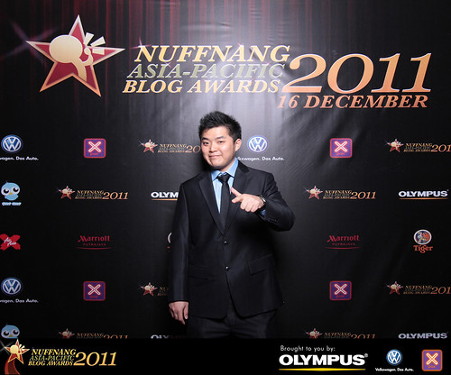 Nuffnang Asia-Pacific Blog Awards 2011 (NAPBAS) @ Putrajaya Marriott Hotel