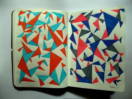2 to 4 hues