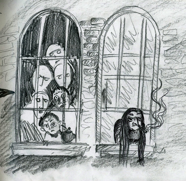 WindowSmoking