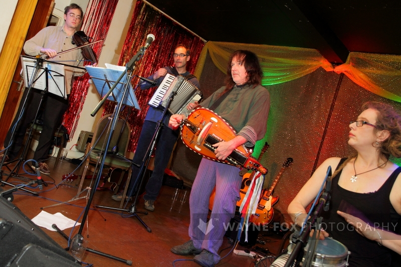 The Burdock Band