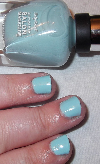 Sally Hansen: Barracuda