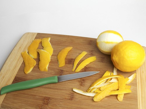 Slice peels
