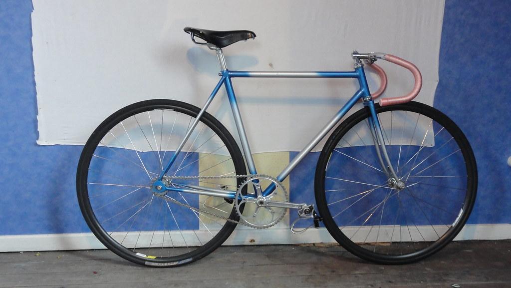 Rickert Bahnrad (Hipster 3000) - www.TretHarley.de
