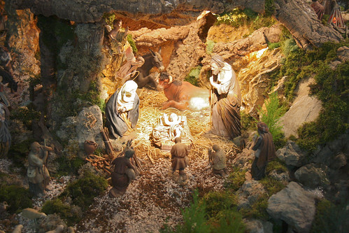 Colindres Belén - Nativity Scene