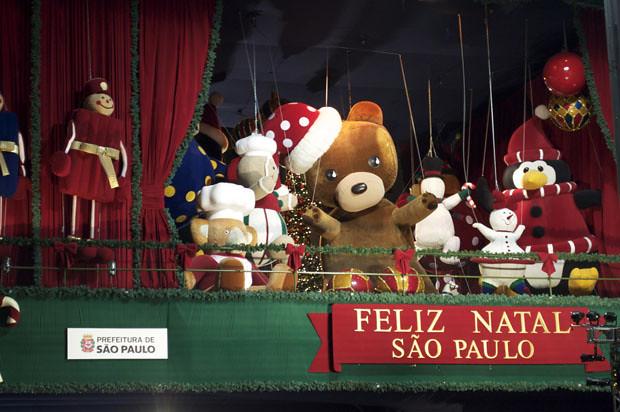 Natal 2011 na Avenida Paulista 1