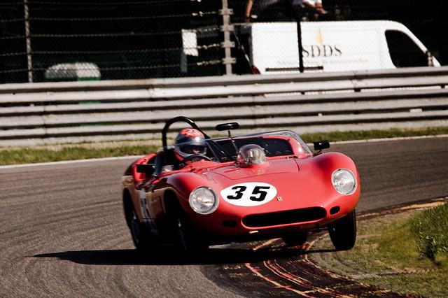 Ferrari 246S (1960)