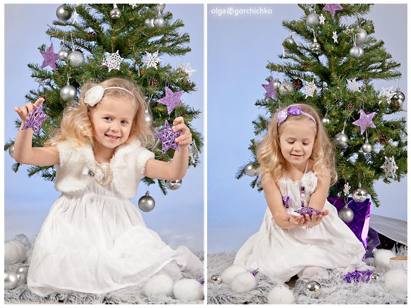 Морозное Рождество. Новогодние мини-фотосессии