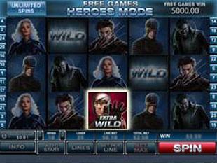 X-Men Free Spins