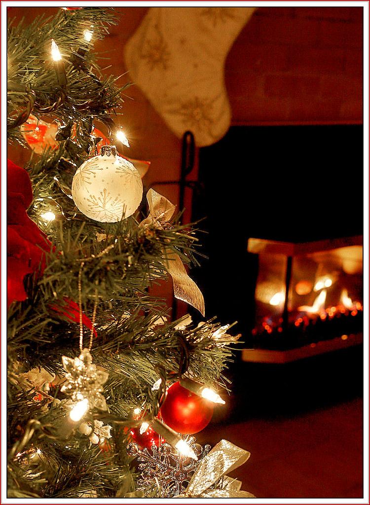 Joyeux chaleureux Noel à vous!
