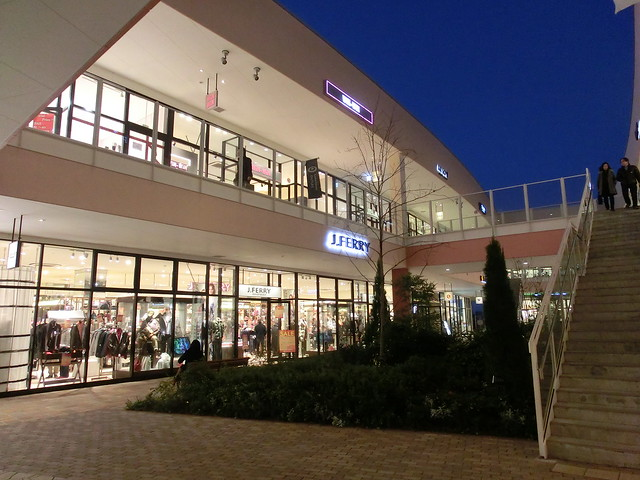 OUTLET MALL AEON Lake Town (イオンレイクタウン アウトレット)