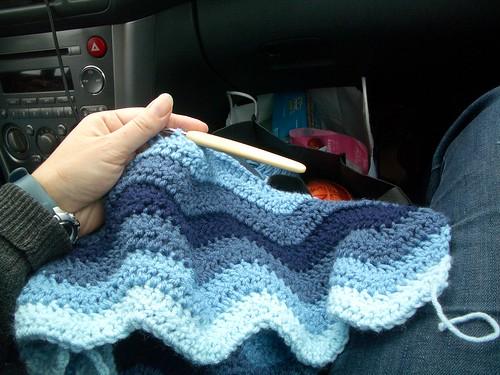 road trip crochet