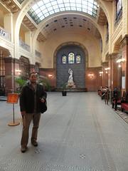 Banos Gellert.265 Aires Aristocraticos En Los Banos Gellert Budapest