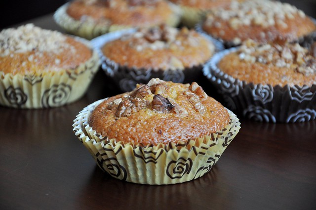 irmik helvalı muffin