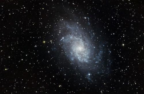 M33, Galaxia del Triángulo