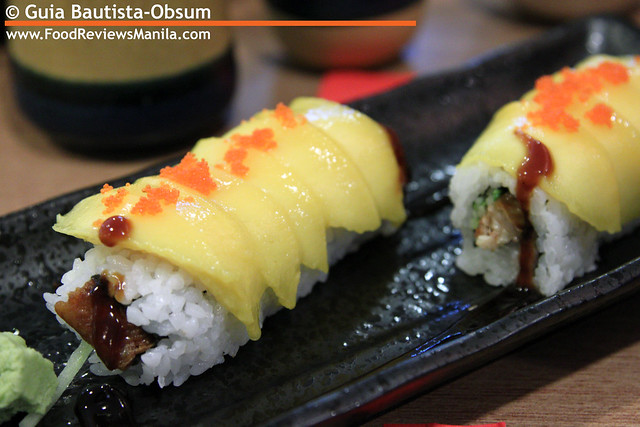 Sumo Sam Dragon Roll Unagi 2