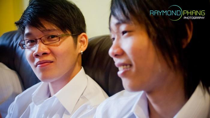 Raymond Phang (J&S) - Actual Day Wedding 18