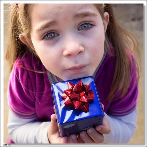 Christmas present by lmdm43