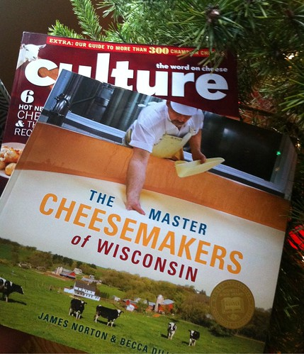 autographed copy Master Cheesemakers of Wisconsin