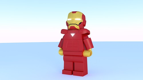 I am Iron Man. Or I will be, someday.