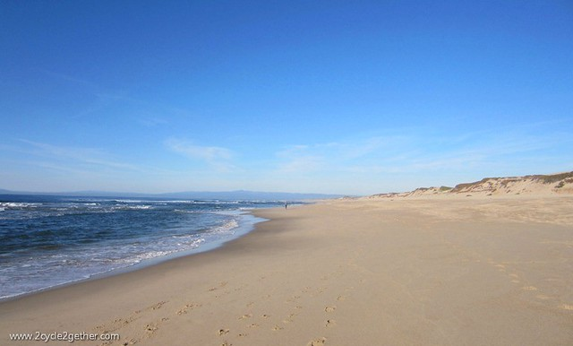Marina Dunes Beach