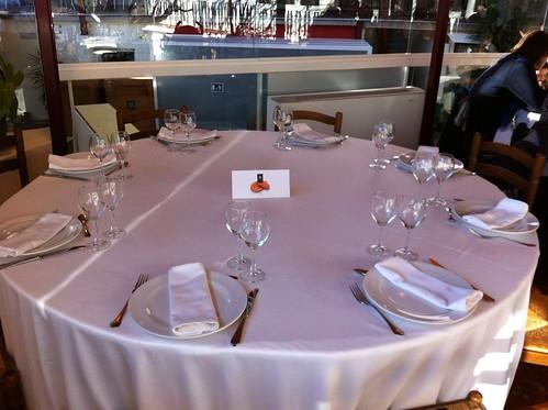 Olot | Restaurant La Deu | Reserva a nombre de Costa