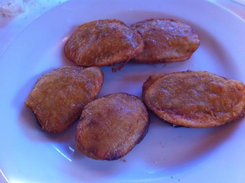 Olot | Restaurant La Deu | Patates d'Olot