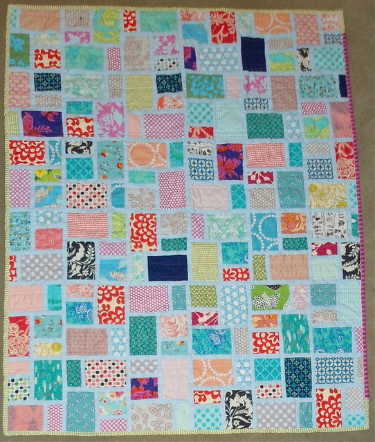 Quilt for Peaches