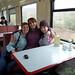 New Iranian Friends on Train to Turkey