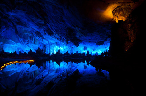 Reed flute cave IV