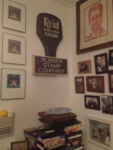 Reid Rubber Stamp