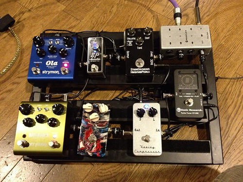 New stomp box