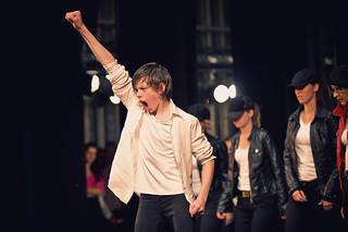 DanceAct Practice Night Christmas 2011 Showcase