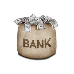 Banksäck