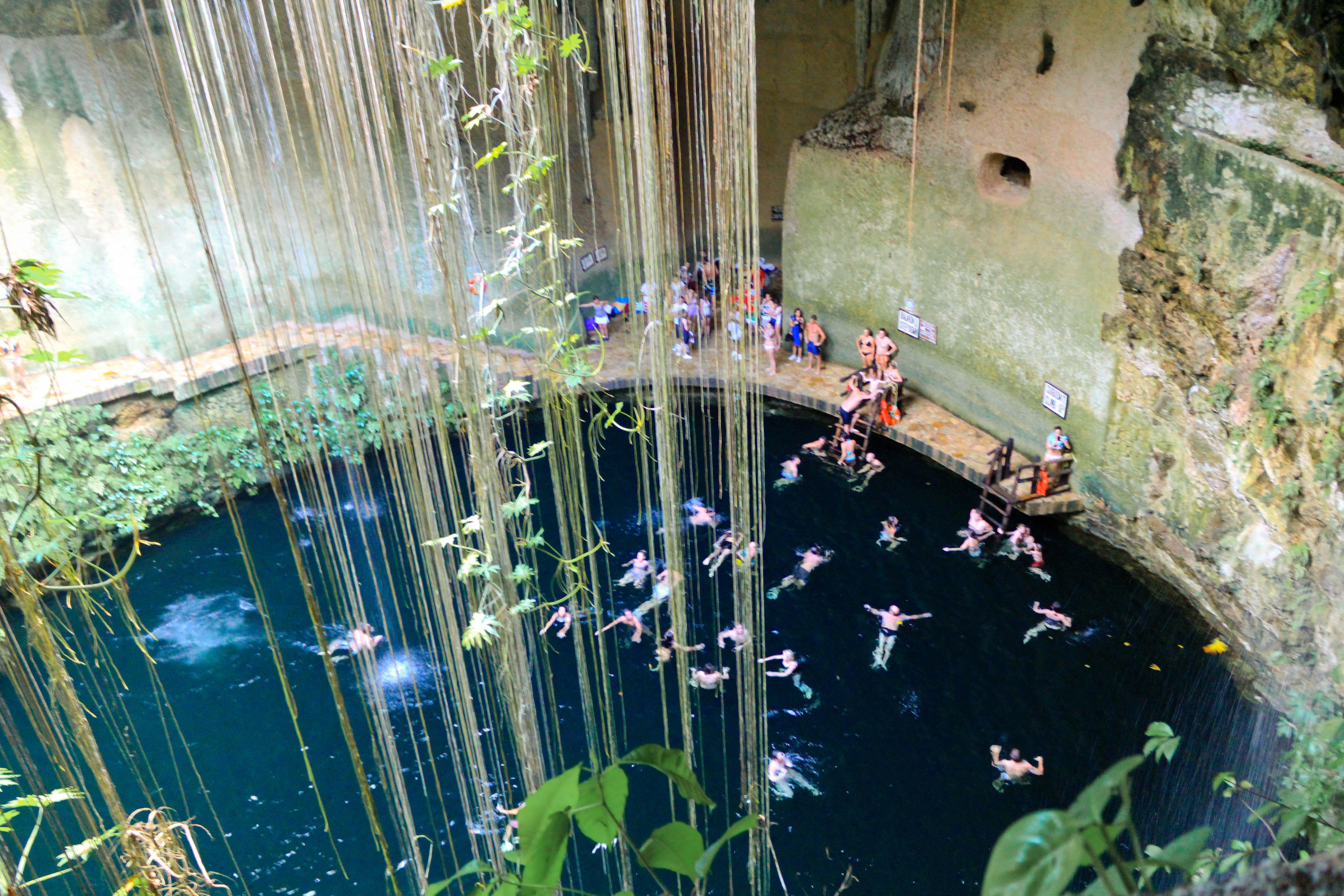 Chichen Itza And Cenote Il Kil From Tulum Tour