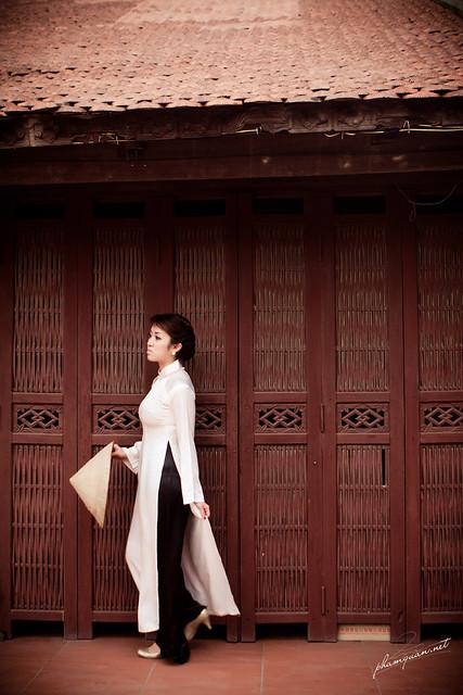 Áo Dài - Ann Dao