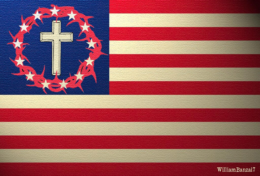 THE HOLY FLAG OF PATRIOTS