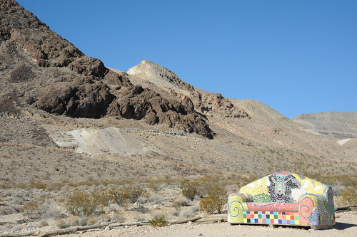 Goldwell Open Air Museum @ Rhyolite