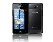 Samsung Omnia W smartphone, S$498, Jan 2012