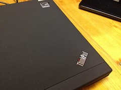 レノボThinkPad X220 by haruhiko_iyota