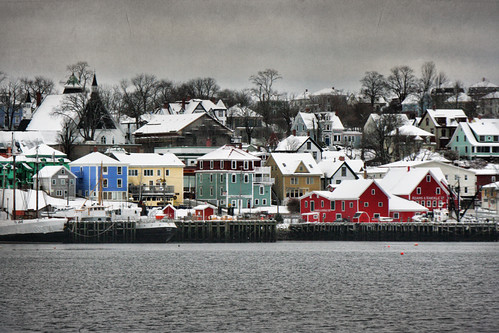 Lunenburg Christmas Eve