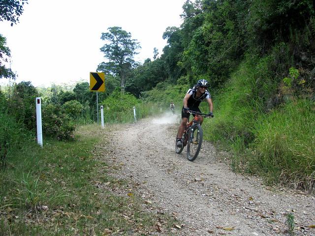 Goat Track Downhill