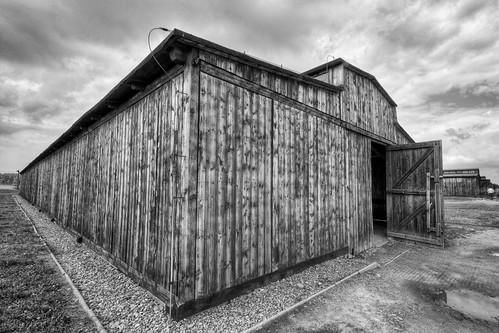 Wooden Barracks