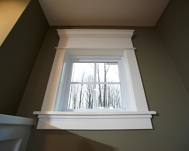 Craftsman Style Window Treatment | Flickr - Photo Sharing!