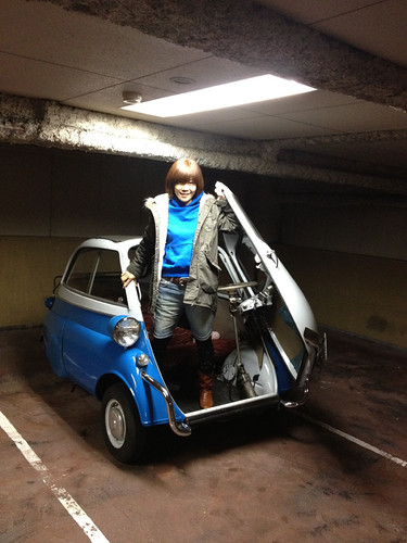 2012.01.07 BMW  Isetta