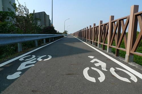 Bike Path - Tainan, Taiwan