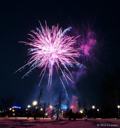 fireworks 1 by S.Leonov