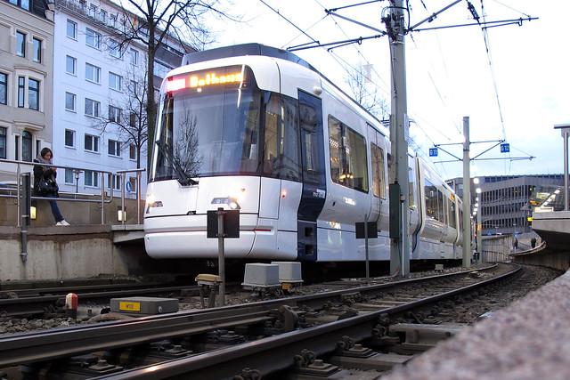 mobiel 5003 bielefeld tram flickr photo sharing. Black Bedroom Furniture Sets. Home Design Ideas