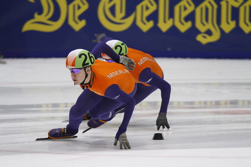 NK shorttrack 2012 day 1