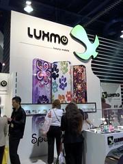 #CES Luxmo社ブース
